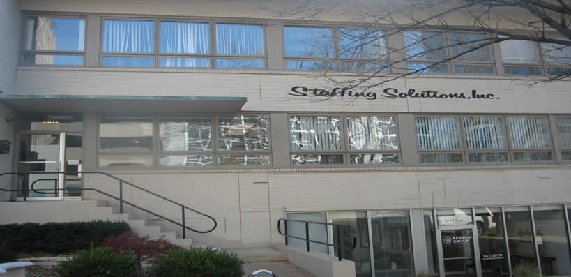 Staffing Solutions Building