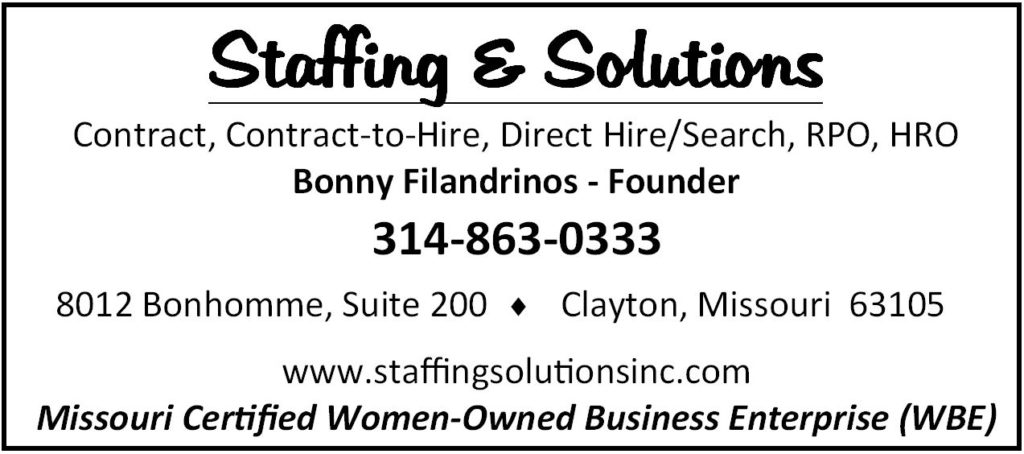 staffing and solutions card