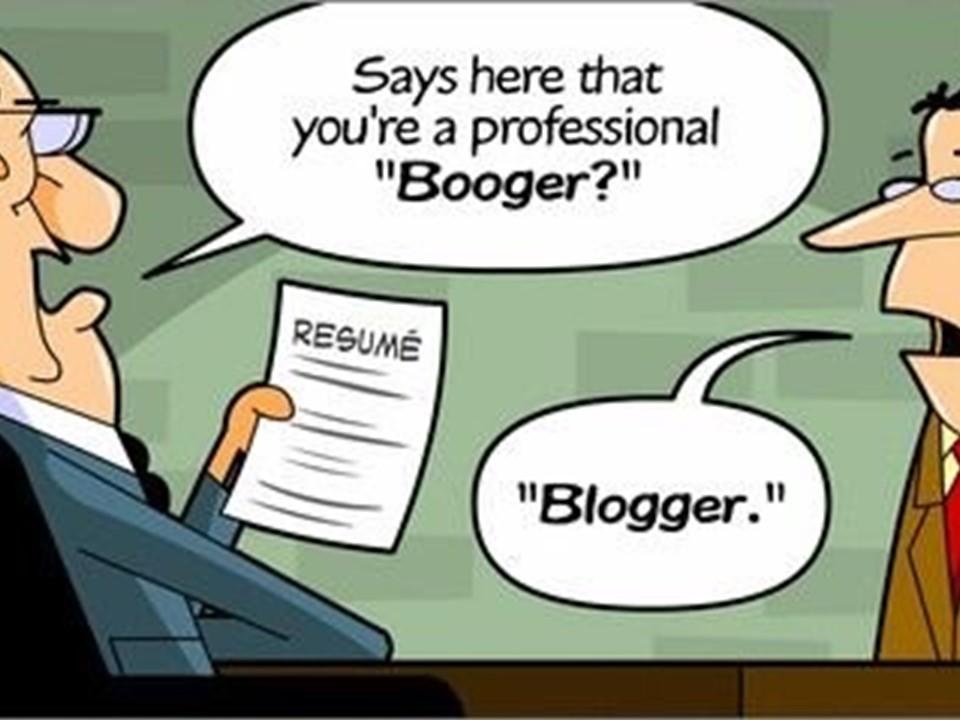 Resume typos